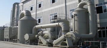 窑厂湿电除尘器设备